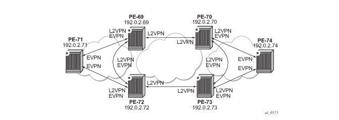 EVPN for VXLAN Tunnels (Layer 2)