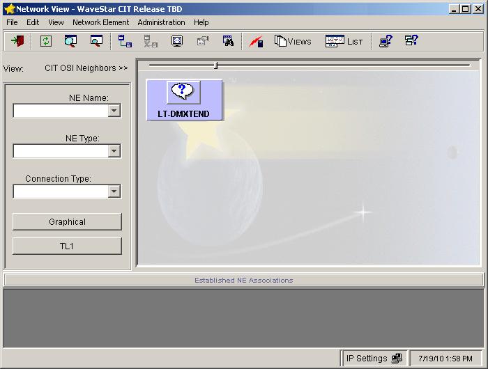 Install software generic (initial) via FTP